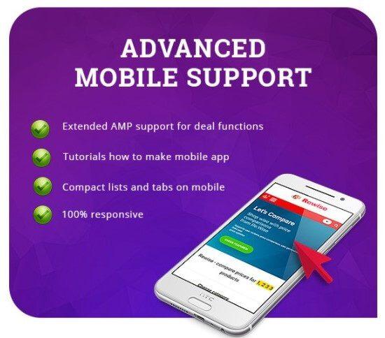 Mobile-Friendly-Theme