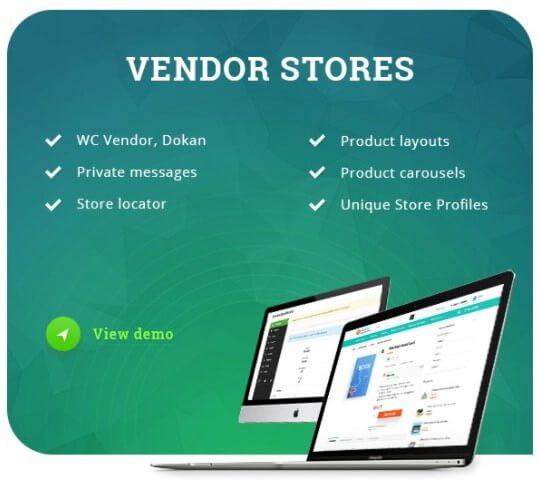 Multi-vendor-Wordpress-Theme-options