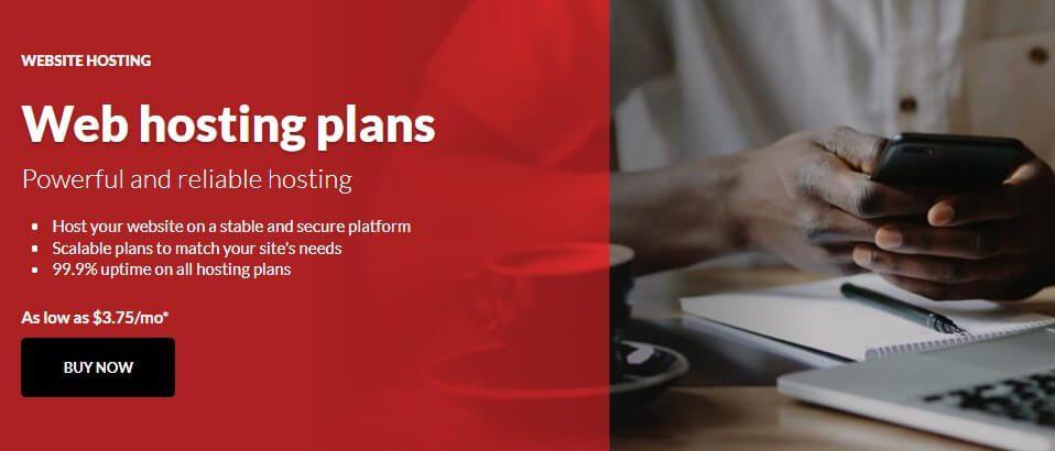 Domain.com Hosting Review Plan