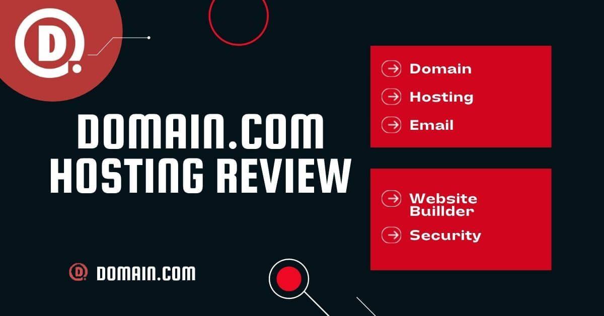Domain.com hosting review