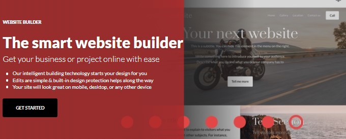 Website Builder on Domain.com hosting review